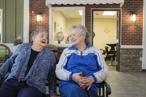 Fieldstone Communities Signs of Anxiety in Seniors