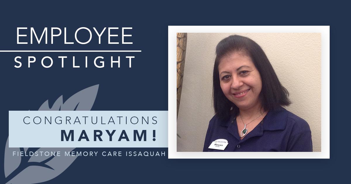 Maryam_Employee Spotlight
