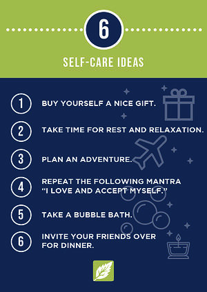Self-Care Ideas_Fieldstone Communities