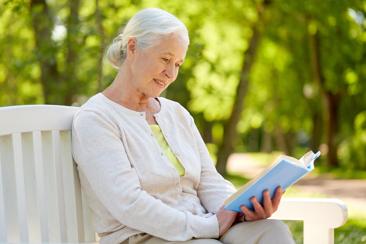 Building Self-Worth in Seniors_Fieldstone Communities