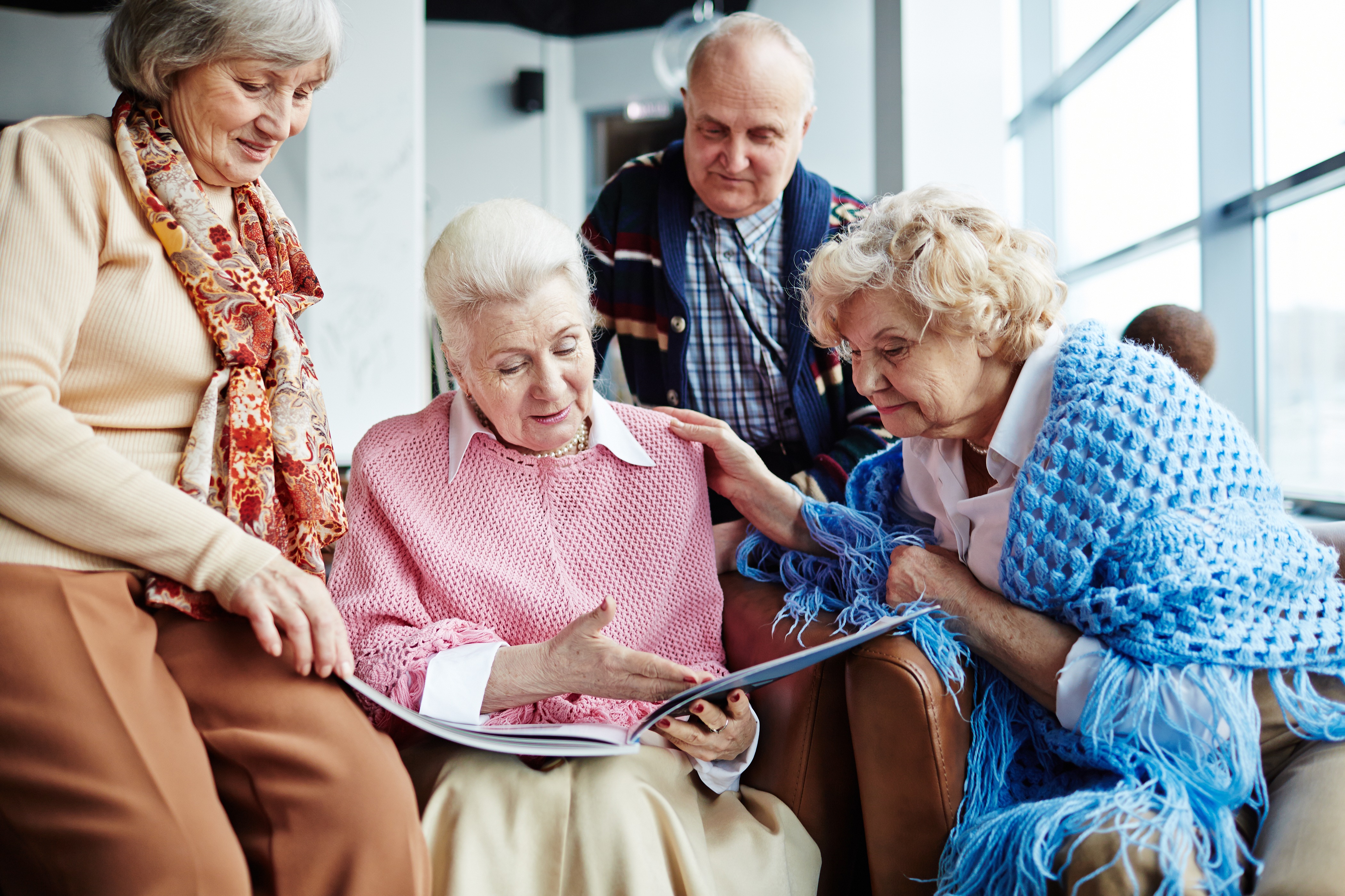 Fieldstone Recognizing Cognitive and Memory Impairments in Loved Ones